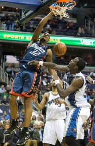Bobcats Wizards Basketball
